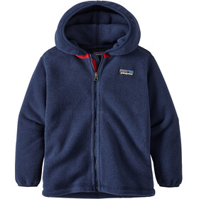 Patagonia Babies Synchilla Fleece Cardigan Classic Navy/Classic Navy
